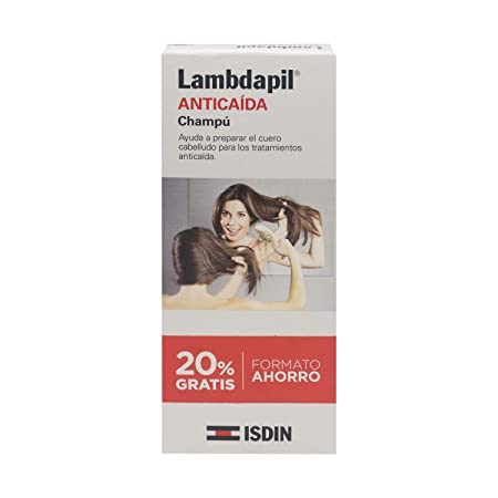 Amazon.com: Lambdapil Anti Hair Loss Shampoo 400ml - Hair Renewal - Hair Growth Treatment: Beauty