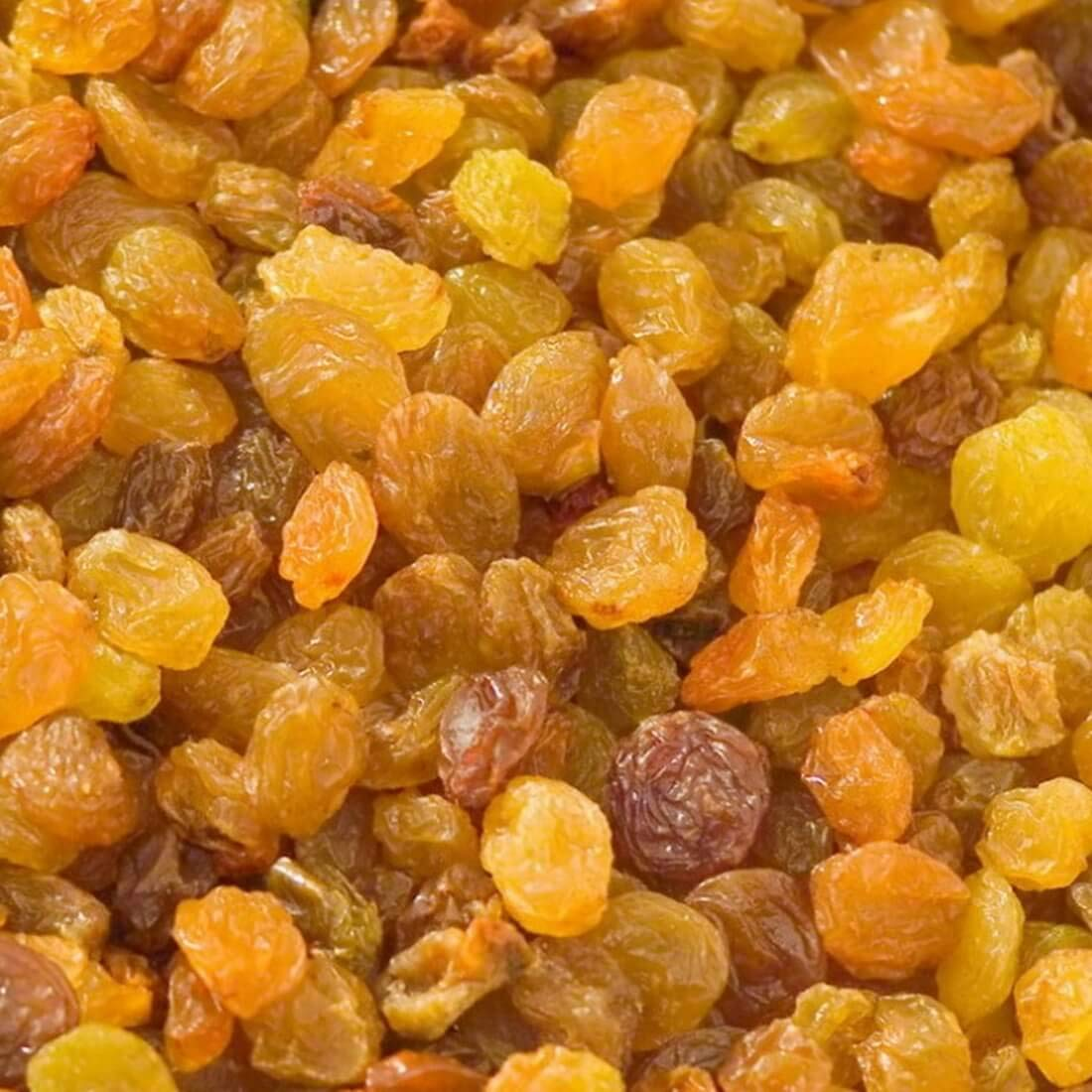 Imported South African Dried Golden Raisins 250g (8.81 ounce)