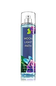 Bath and Body Works Fine Fragrance Mist Moonlight Path, 8.0 Fl Oz
