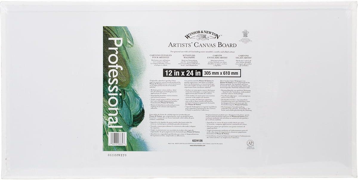 10 x 10 Winsor /& Newton Artists Canvas Board