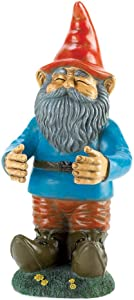 Garden Gnome, Funny Gnome Christmas Ornament Statues, Lovely Beer Buddy Gnome