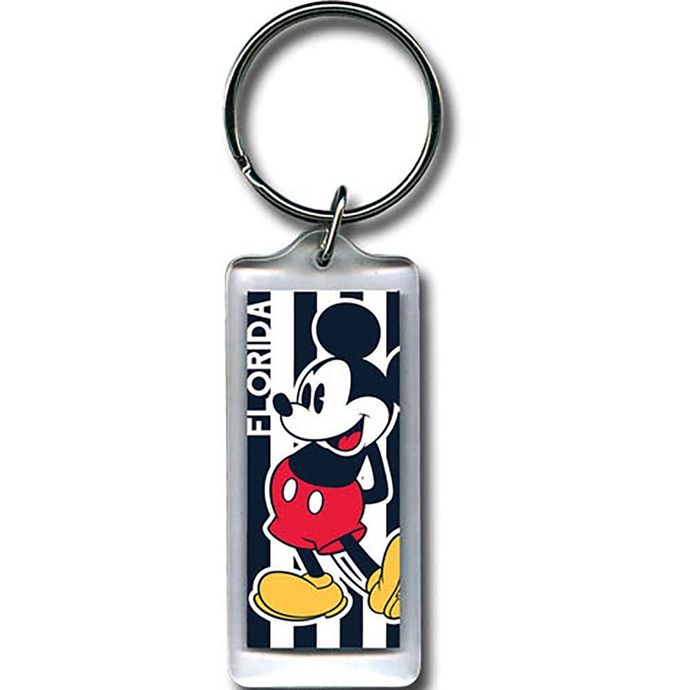 Disney FLORIDA Llavero con diseño de Mickey Mouse: Amazon.es ...
