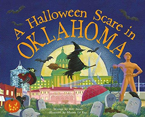 A Halloween Scare in Oklahoma (A Halloween Scare in: Prepare If You Dare) -