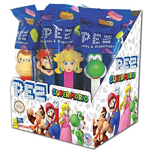 PEZ Candy Nintendo Assortment, 1.35 (Pez Candy Inc)