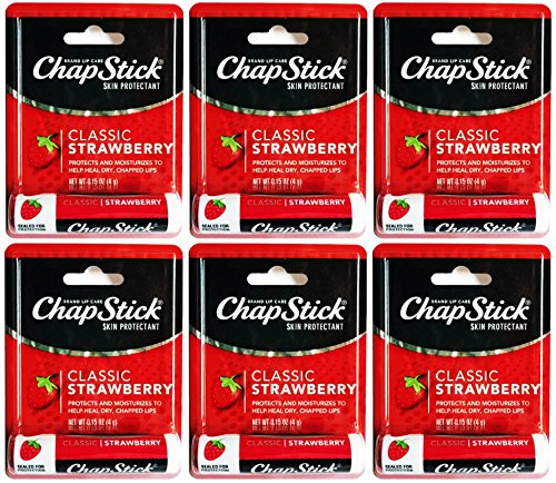 chapstick-strawberry-015-ounce-sticks-pack-of-6
