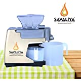 Savaliya Industries Cold Press Oil Maker Machine (Brown)