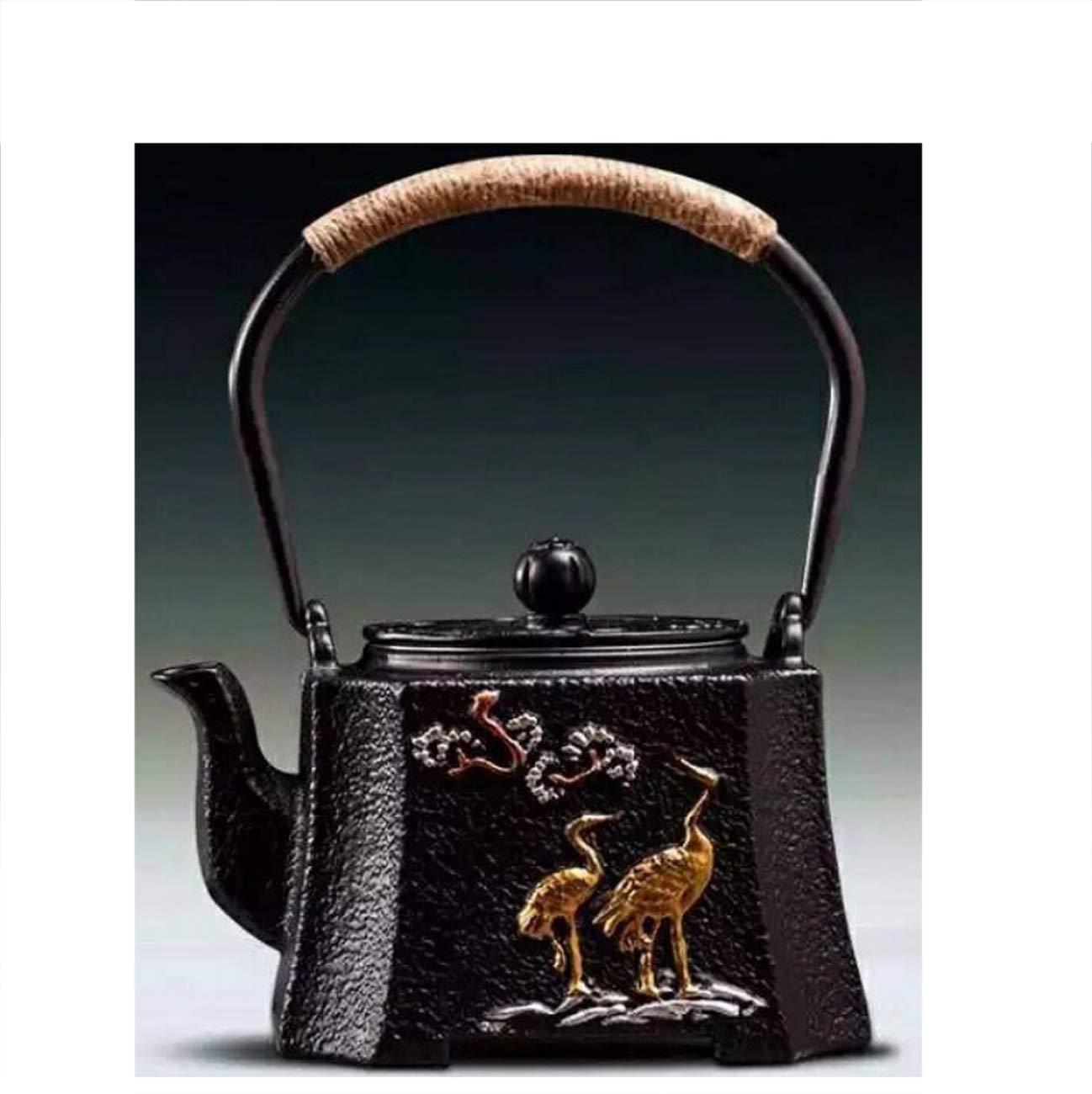 Kessel Gekocht Tee Gebraut Tee Iron Pot Haushalt 1,2 L