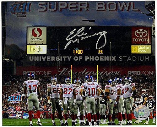 Manning Signed Sb - 5