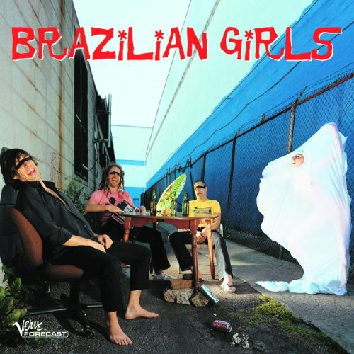Cover of Brazilian Girls