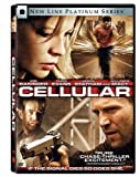 Cellular (New Line Platinum Series) by New Line Home Video by David R. Ellis