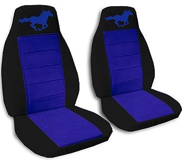 Terrific Amazon Com 2005 2006 2007 Ford Mustang Seat Covers Black Beatyapartments Chair Design Images Beatyapartmentscom