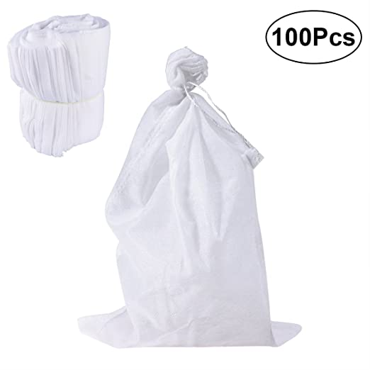 ounona 100 unidades bolsas para plantas biodegradables no ...