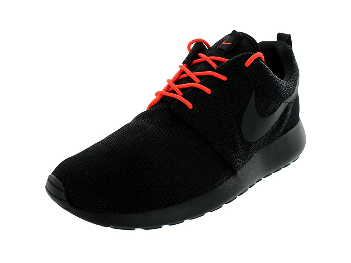 online store 87ff5 a1b99 Nike Roshe Run Mens Running Shoes 511881-060 Black 10 M US  Amazon.co.uk   Shoes   Bags