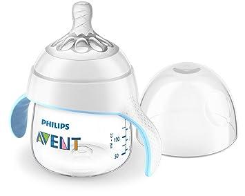200 ml Griffe weicher Schnabel blau ab 6 Monaten Philips Avent Trinkbecher SCF746//02