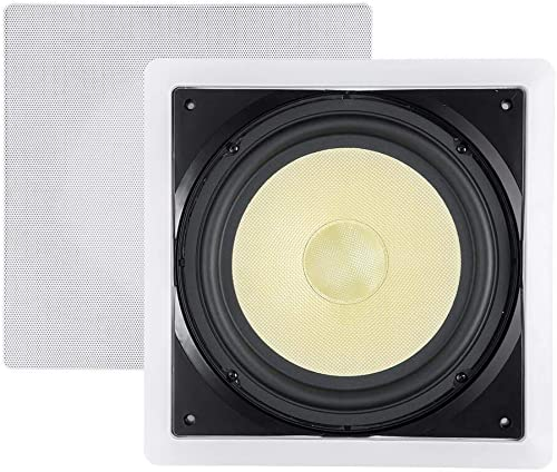 Monoprice Caliber Series 10 inch In-Wall Subwoofer