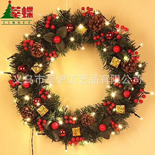 Amazon Com Christmas Garland For Stairs Fireplaces Christmas