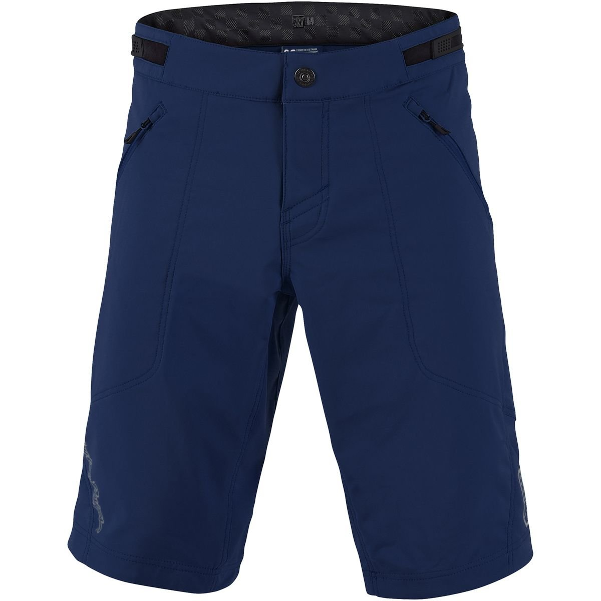 Troy Lee Designs Skyline Short Shell - Men's Solid Navy, 34 by Troy Lee Designs