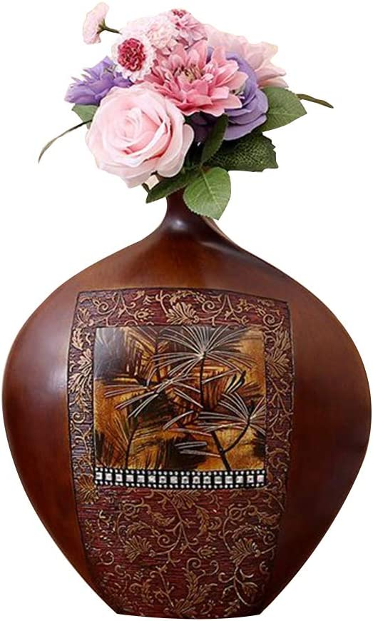 "Art people Oriental&Elegant Vases, Unique Decorative 15.7"" High Vases Flower Vases Home"