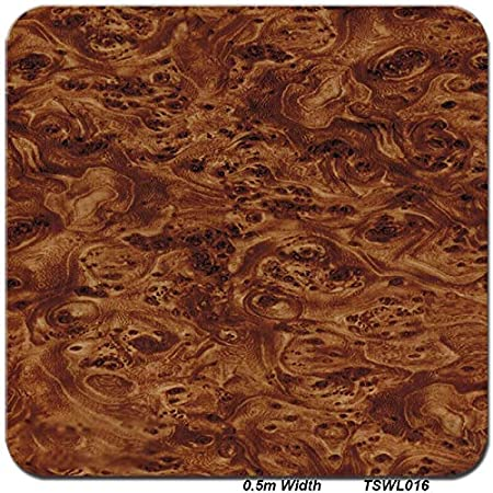 Water Transfer Printing Film Hydrographic Film Color : TSWL016, Size : 0.5mx2m Hydro Dipping -Wood Texture Pattern-Hydro Dip Film0.5Meter Multi-Color Optional Fast Printing