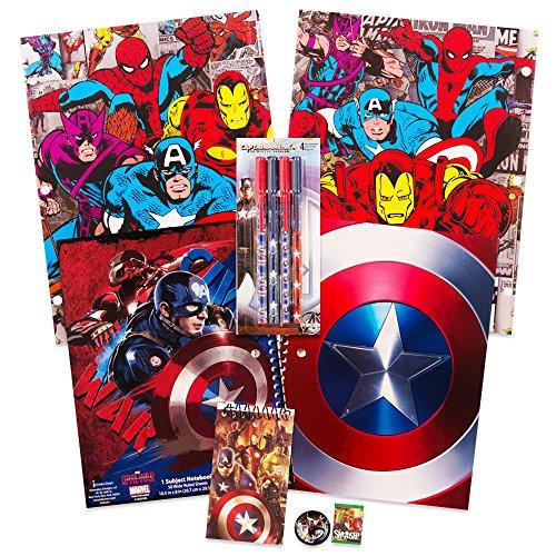 marvel avengers school supplies - 1