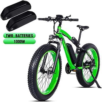 Shengmilo-MX02 26 Pulgadas neumático Gordo Bicicleta eléctrica ...