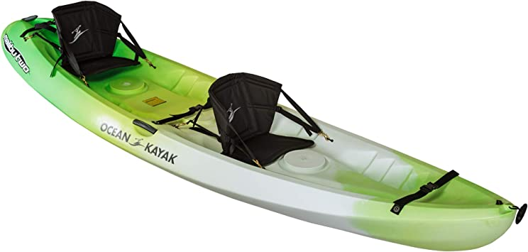 Ocean Kayak Malibu Two Tandem Sit On Top Recreational Kayak