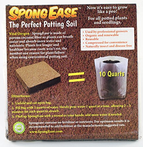 - EnRoot Products Spong Ease the perfect potting soil