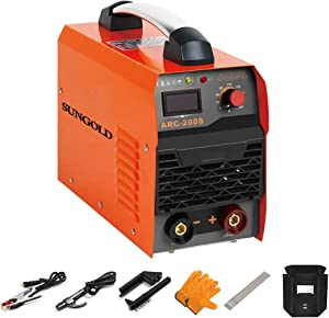 SUNGOLDPOWER 110v stick welder