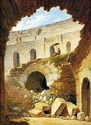 Voyages en Italie illustrés par les peintres du Romantisme : Coffret 2 volumes : Rome, Naples et Florence ; Promenades dans Rome