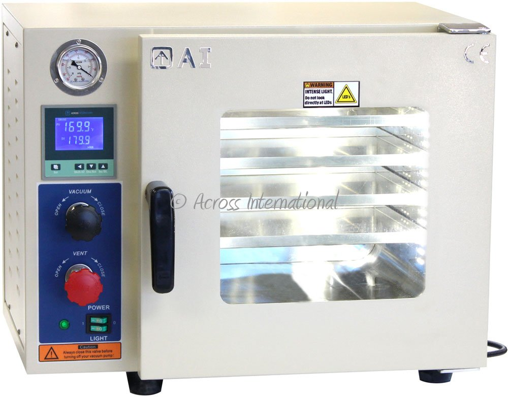 High Quality Vacuum Oven With Back Fill Capability: Across International Oven:  Amazon.com: Industrial U0026 Scientific