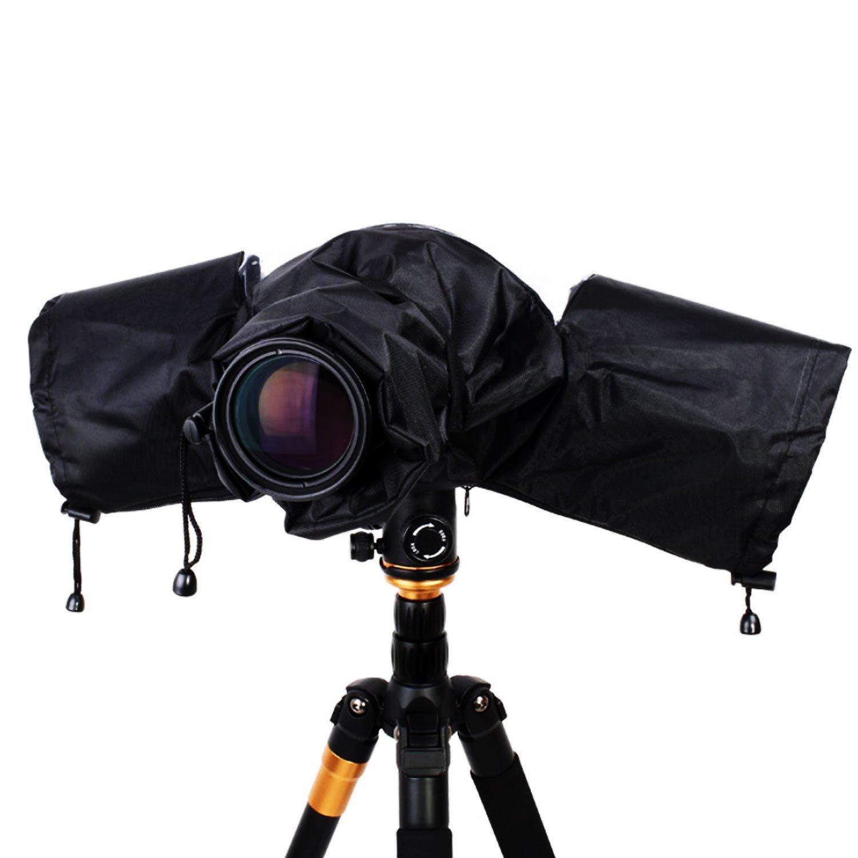Camera Rain Cover Professional Rainproof for Rain Dirt Sand Snow Canon Nikon Sony Leica Digital SLR Cameras
