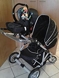 kinderwagen zwillinge amazon