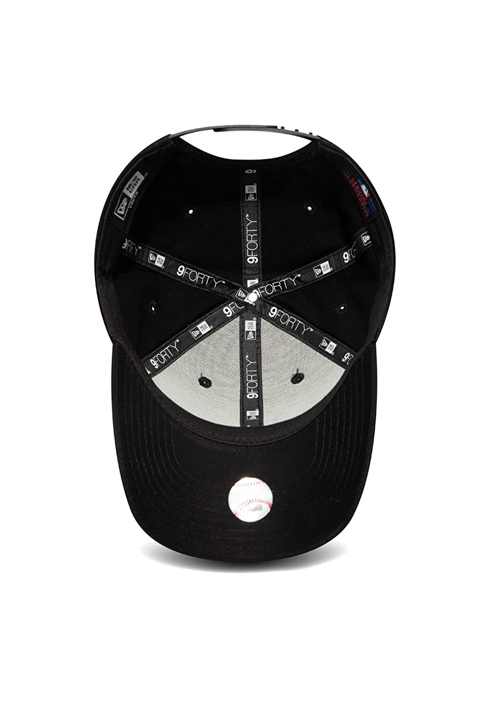 New Era Boys 940 All Black Snapback Kids Baseball Cap