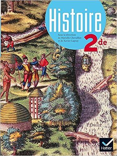 Lire Histoire 2de éd. 2014 - Manuel de l'élève pdf