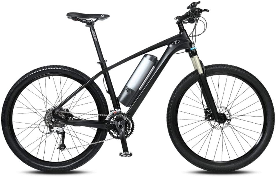 Bicicleta eléctrica de montaña Pantalla Grande LCD Frontal ...