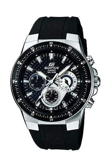 454941cf117d Casio Reloj de Pulsera EF-552-1AVEF  Edifice  Amazon.es  Relojes