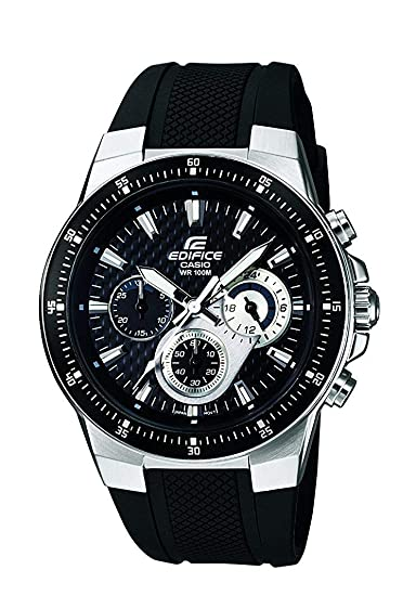 7fcc0a4895bb Casio Reloj de Pulsera EF-552-1AVEF  Edifice  Amazon.es  Relojes