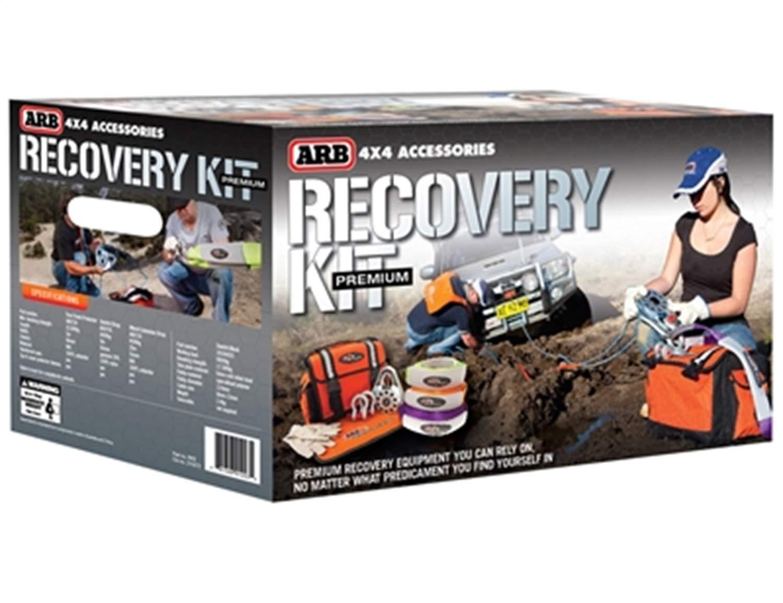 ARB RK9US Premium Recovery Kit