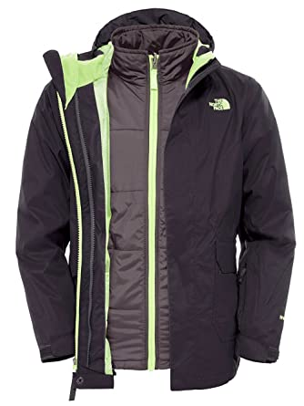 d5806d103 Amazon.com: The North Face Kids Mens Boundary Triclimate Jacket ...
