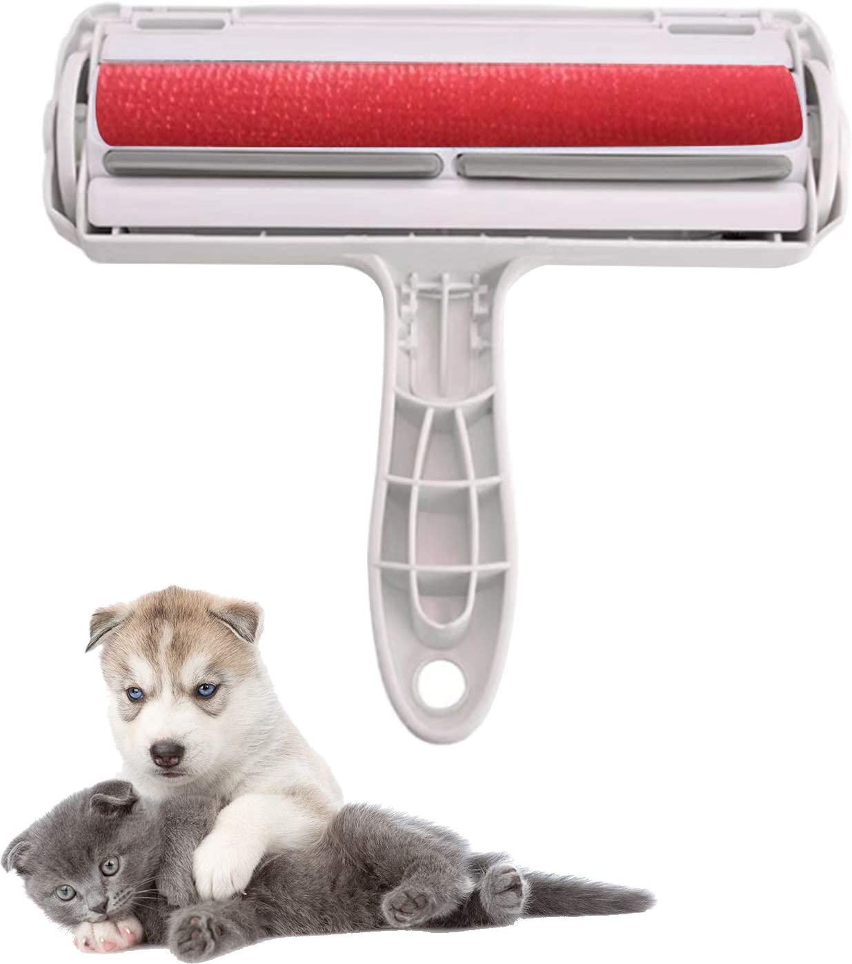 Carpets Blue Legou Self Cleaning Dog/&Cat Hair Remover from Furniture