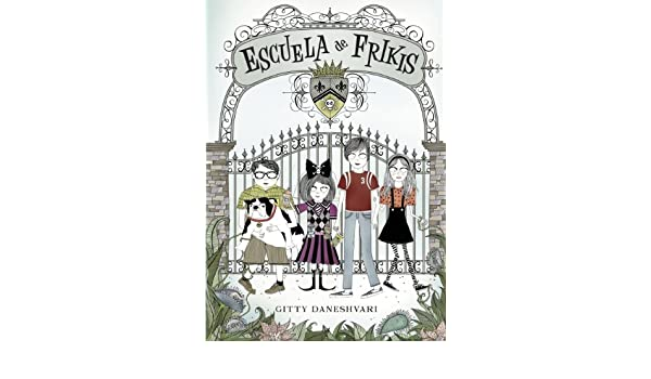 Amazon.com: Escuela de frikis (Escuela de frikis 1) (Spanish Edition ...