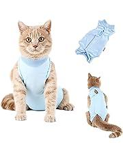 VICTORIE Haustiere Schutz Kleidung Wiederherstellung Anzug Weste Chirurgie zur Verwendung nach der Sterilisation Tierhautkrankheiten für Hunde Katzen Welpe