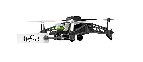 Parrot Mambo - Dron cuadricóptero (30 Km/h, 8 minutos de vuelo ...