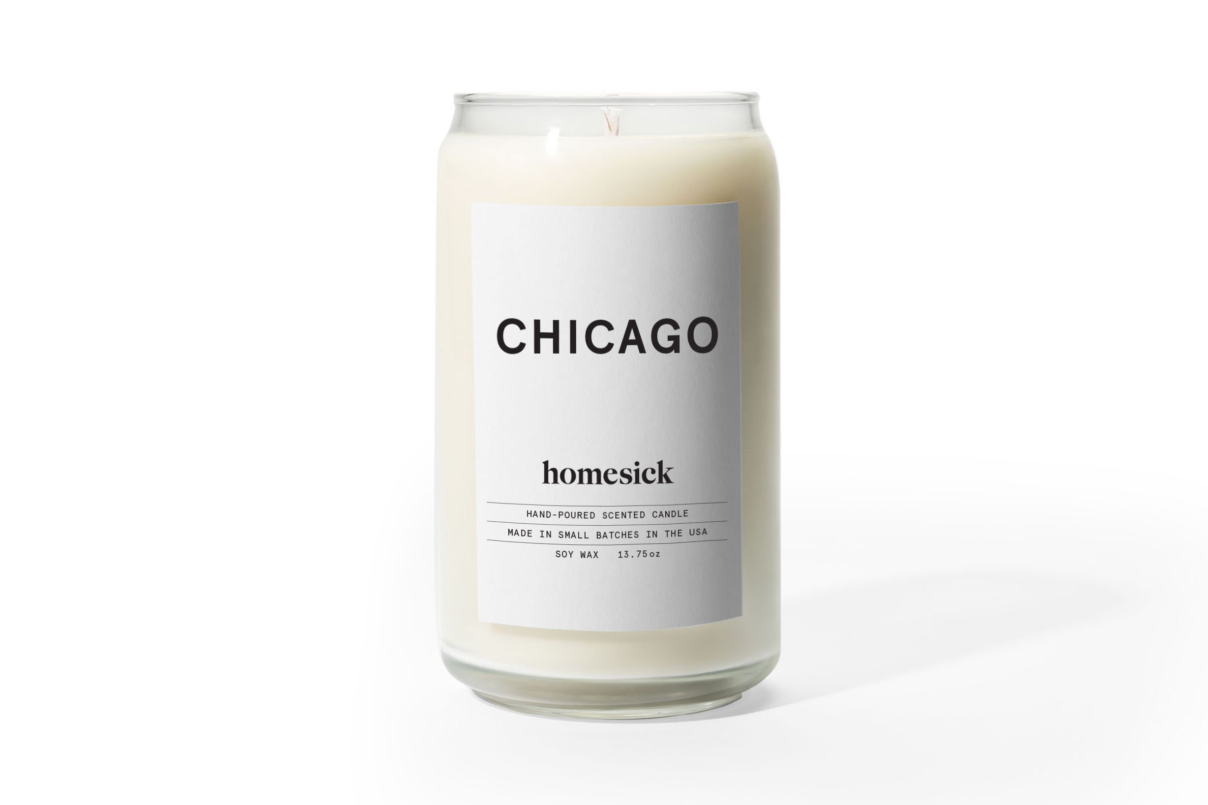 Homesick Scented Candle, Chicago