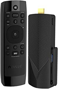 Azulle Access4 Pro Zoom Mini PC Stick 4GB/64GB with Lynk Remote – Business & Home Video Powerful Portable Computer with Ethernet Port