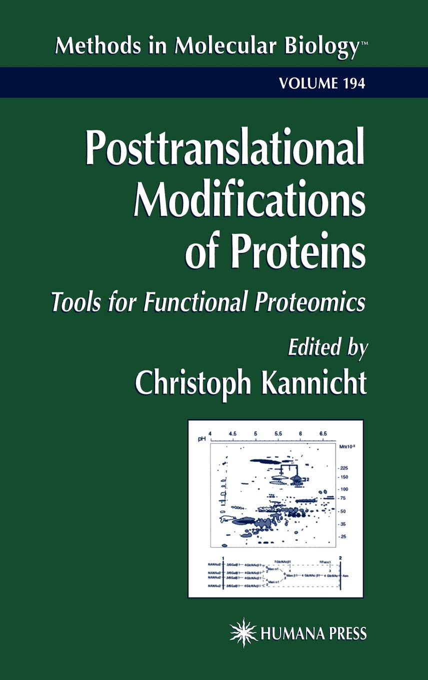Posttranslational Modification of Proteins: Tools for ...
