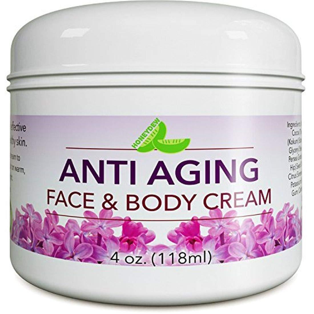 herbal anti aging cream