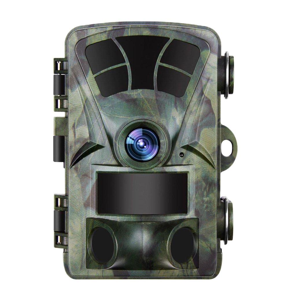 Baoblaze トレイルカメラ 防犯カメラ センサー 野生動物観察 夜間適応 動き感知 自動撮影 16mp 1080p B07CDQWLDF