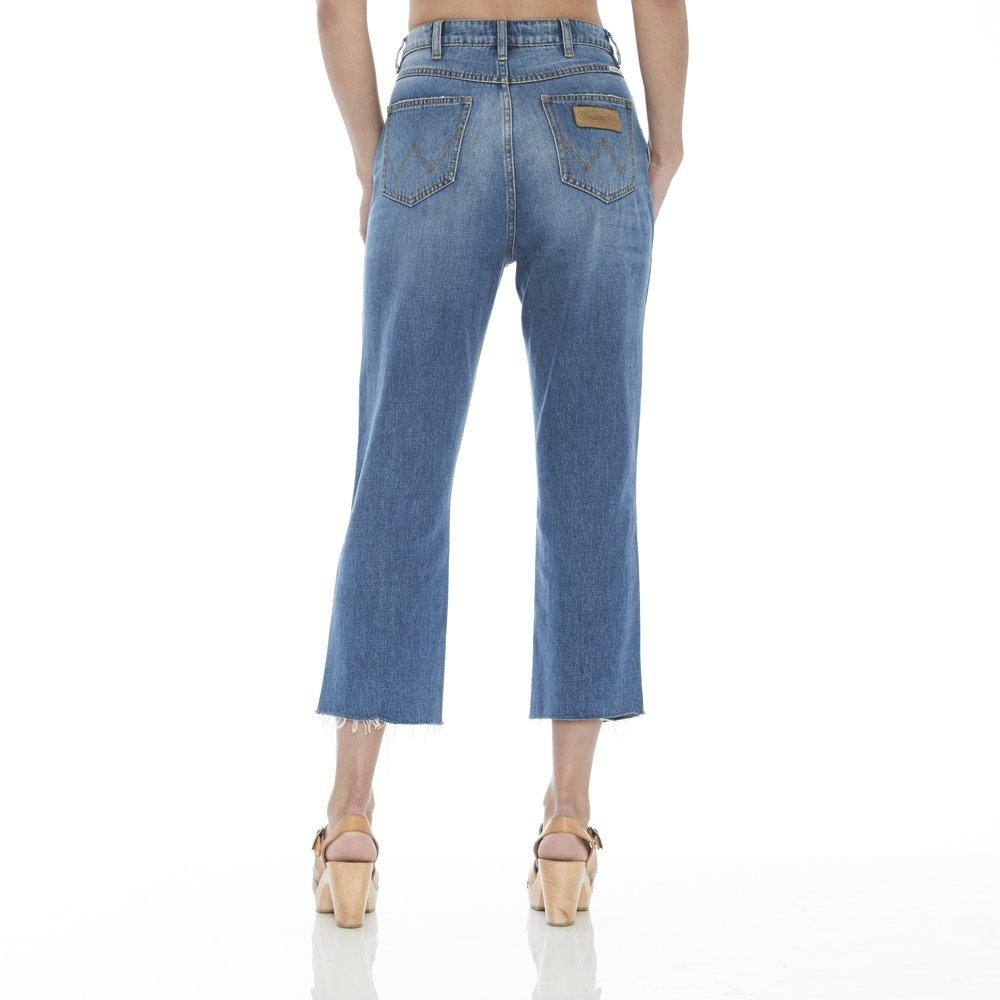 f866f825 Wrangler Women's Hi Birkin Cropped: Amazon.com.au: Fashion