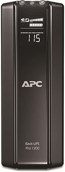 Apc Back Ups Pro Usv 1200va Leistung Br1200g Gr Computer Zubehör